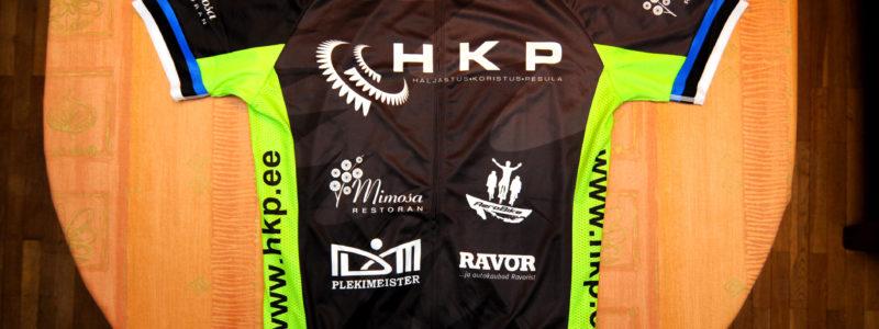 HKP personaalse disainiga rattariided